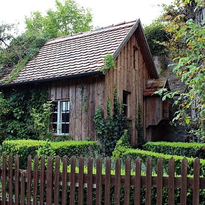 Casas de madera, economía y confort