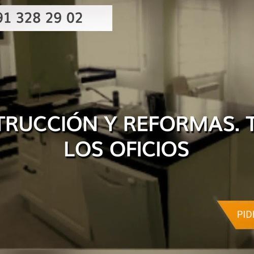 Empresas de reformas Valdebernardo