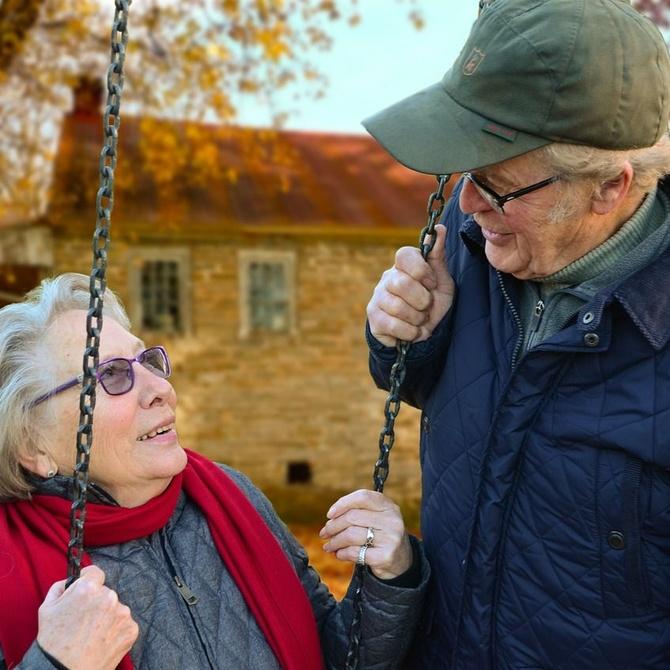 Cinco ventajas de la asistencia a domicilio para personas mayores