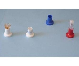 Cubetas cuadradas: Productos y servicios de Inserplas S.L.