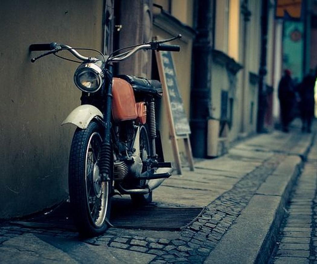 Restaura tu moto clásica