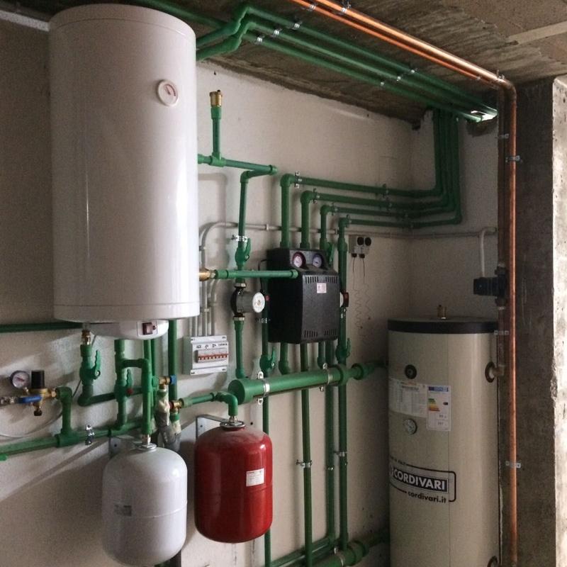 Instalación y mantenimiento de calderas: Servicios de Calefacción y Mantenimiento Moisés Domínguez