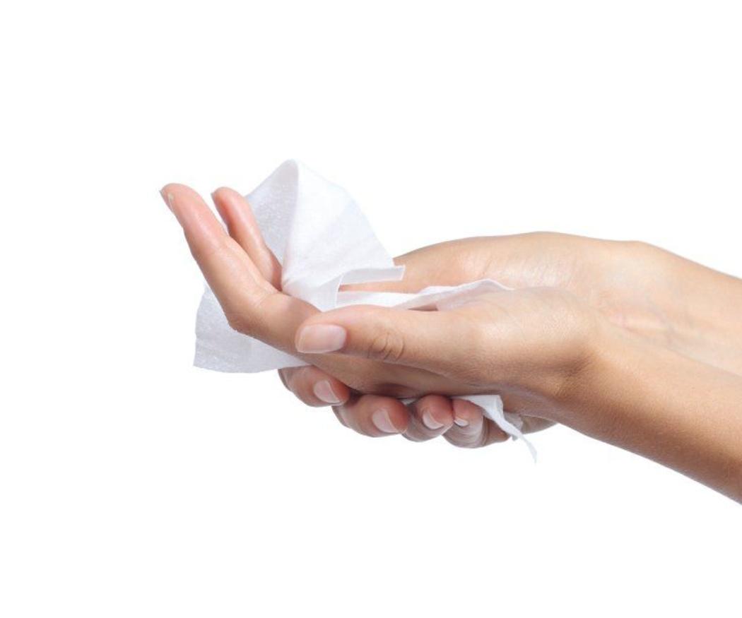 El grave problema de las toallitas húmedas