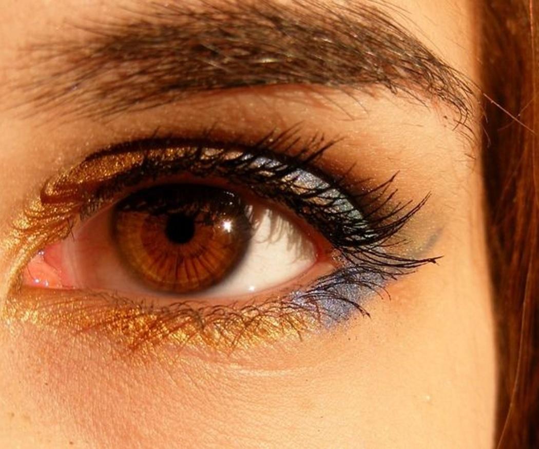 Recomendaciones para maquillar unos ojos marrones