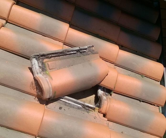 canalon continuo de aluminio en Asturias