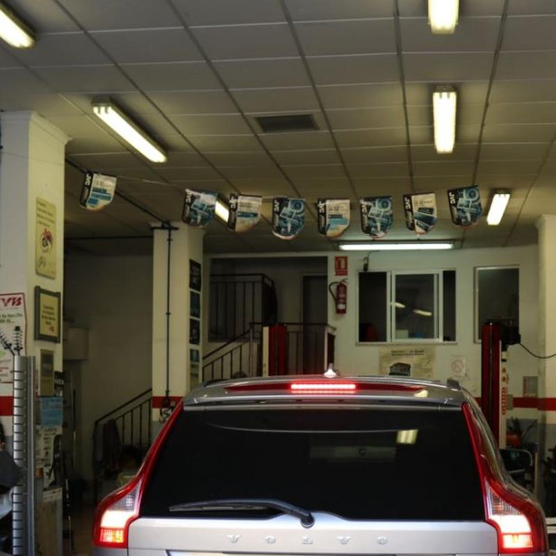 Electricidad del automóvil: Servicios de Auto Electric M. García