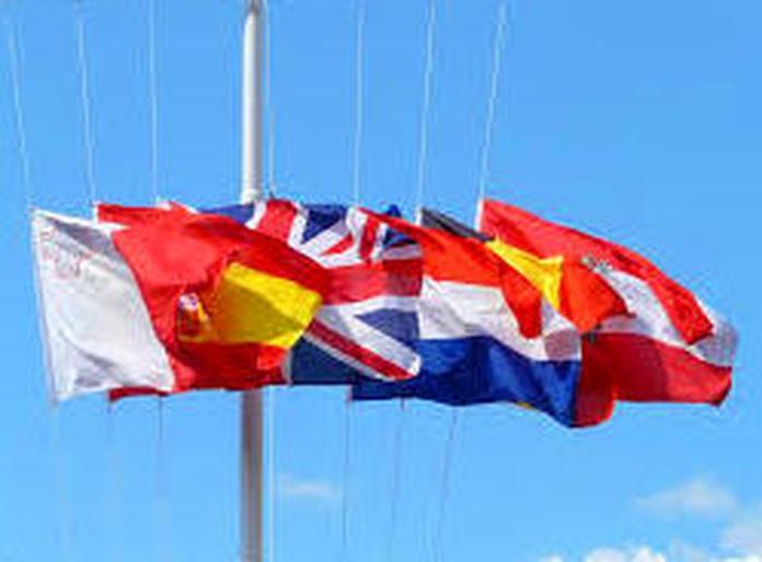 Especialistas en limpieza de Banderas oficiales: Servicios de Tintorerías Dimar