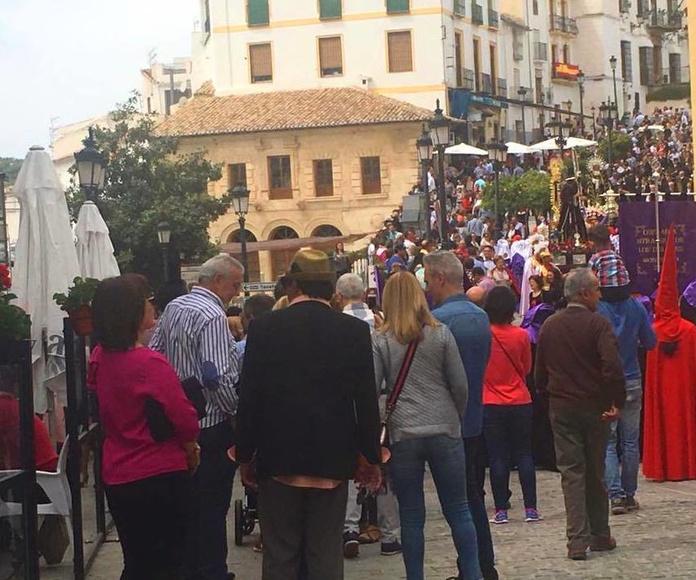 Semana Santa en Montefrío
