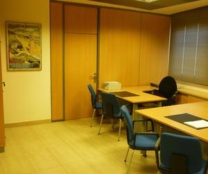 Despacho en la Notaría José Miguel Avello en Zuera (Zaragoza)