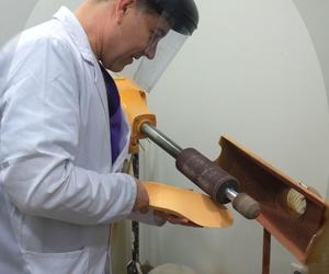 Taller propio para fabricación de órtesis y prótesis