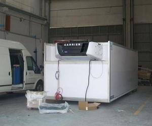Taller de equipos de frio Camiones