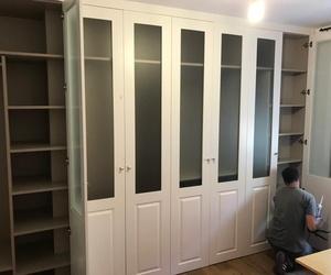 armario lacado blanco