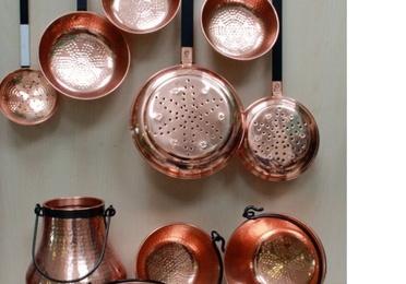 Artesanía en cobre
