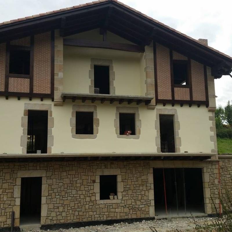 Nueva construcción: Servicios de Construcciones Elizaga Mugika