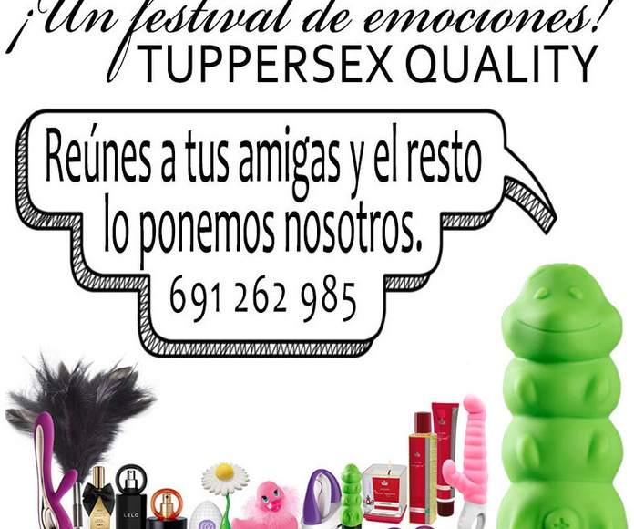 Despedidas y Tuppersex: Productos   de Sex Quality