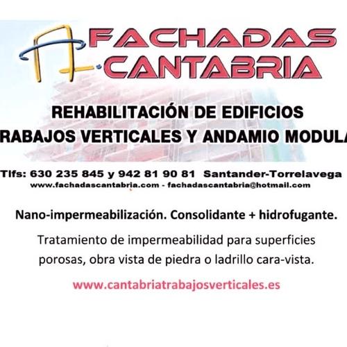 Nano-impermeabilización - verticalsantander.com  -  www.cantabriatrabajosverticales.es