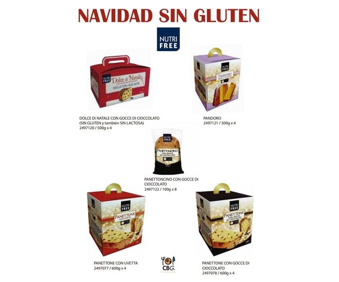 NAVIDAD PARA TOD@S, TAMBIÉN SIN GLUTEN: Productos de Casa Bastida
