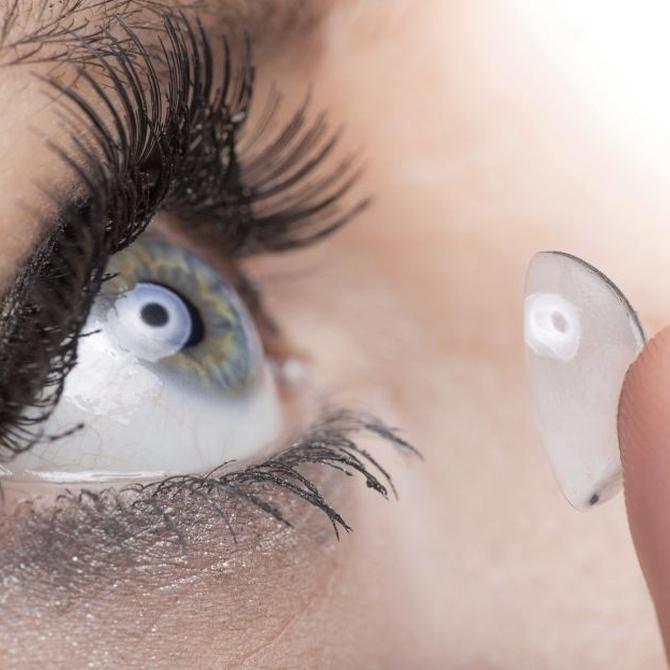 ¿Sabes cómo cuidar las lentillas?