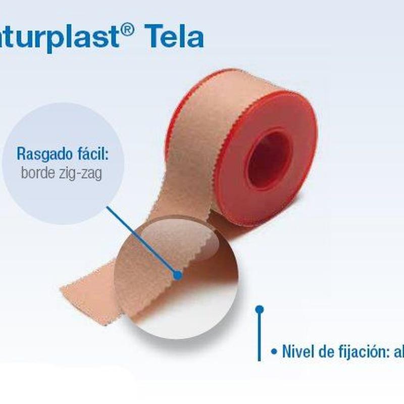 Esparadrapo tela: Productos de PLUS CLINIC