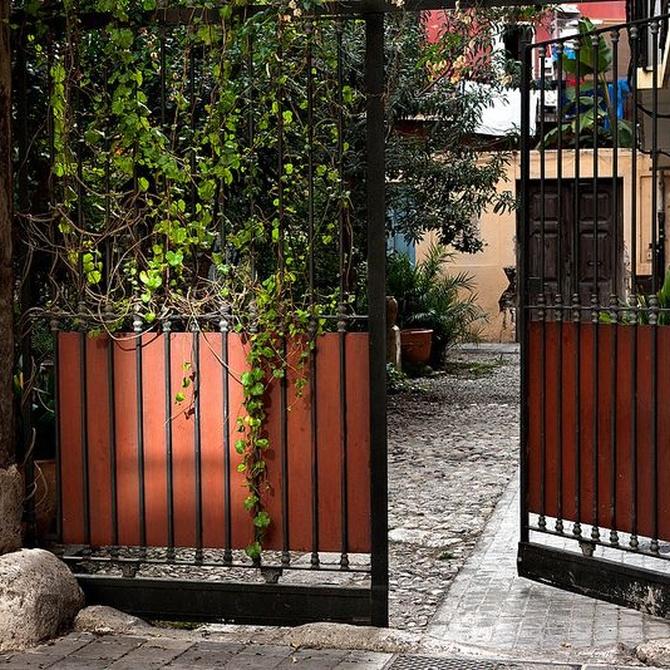 Puertas cancelas: privacidad y seguridad para tu vivienda