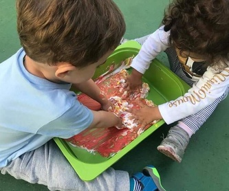 Grupos reducidos: Servicios de Centro Infantil Arco Iris