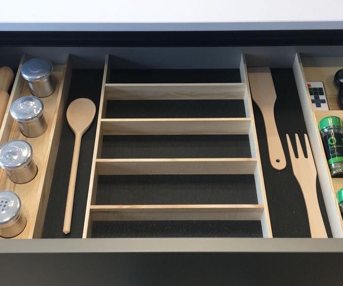 Equipamiento  de cocinas: Productos de DFC Mobiliario