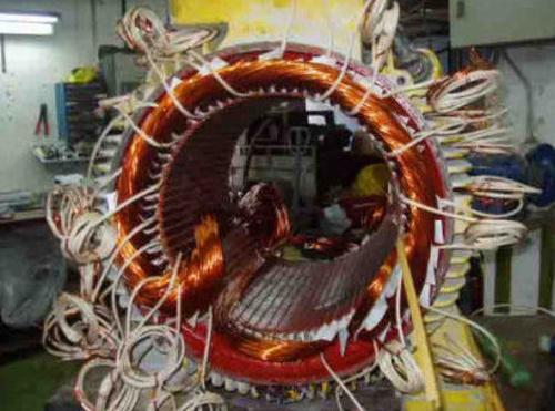 Reparación y mantenimiento de maquinaria industrial eléctrica y neumática