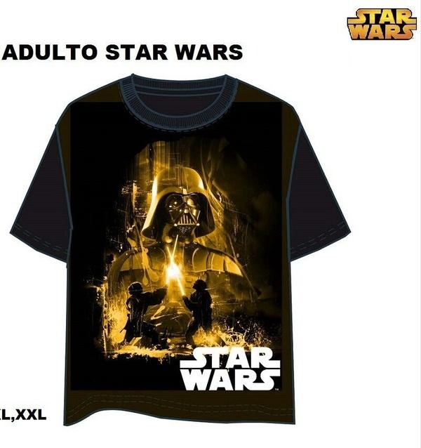 Camisetas de super héroes, películas y series: Catálogo de Nu Closet Shop