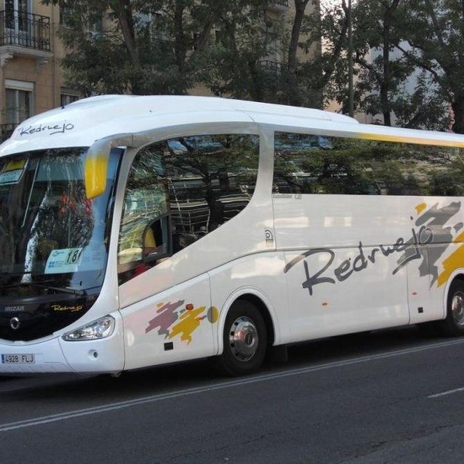 Algunas ventajas del autobús para empresas