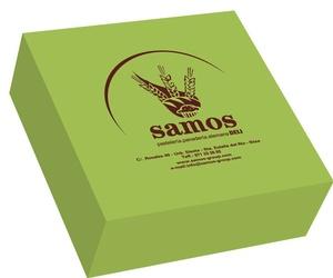 Caja Panadería Samos (Thiolat)