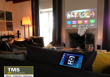 Audio Vídeo multi room domótica
