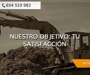 Excavaciones, movimientos de tierra y transporte de material de construcción en Can Picafort | Transports i Excavacions Carbonell Gelabert