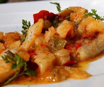 Cocina mediterránea: Servicios de Restaurante Margu