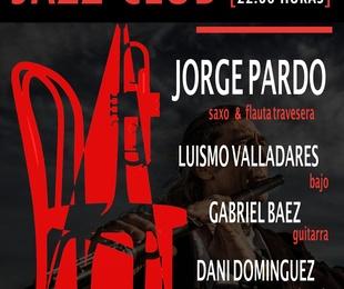 Noche con Jorge Pardo