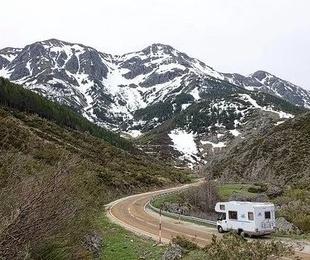 Viaja en Autocaravana