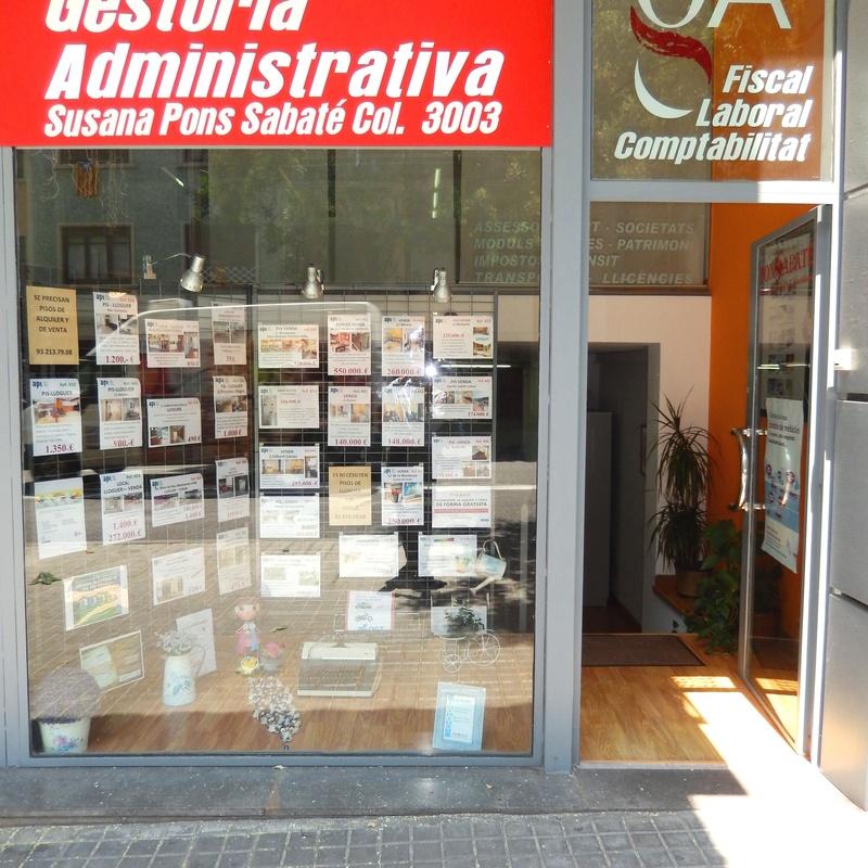 Alquiler viviendas: Servicios de Pons Sabaté