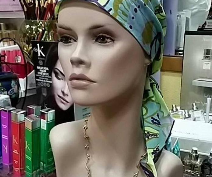 Turbantes para Quimioterapia: Catálogo de Alta Cosmética Maycre
