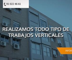 Empresas de trabajos verticales Madrid sur | Carbazo