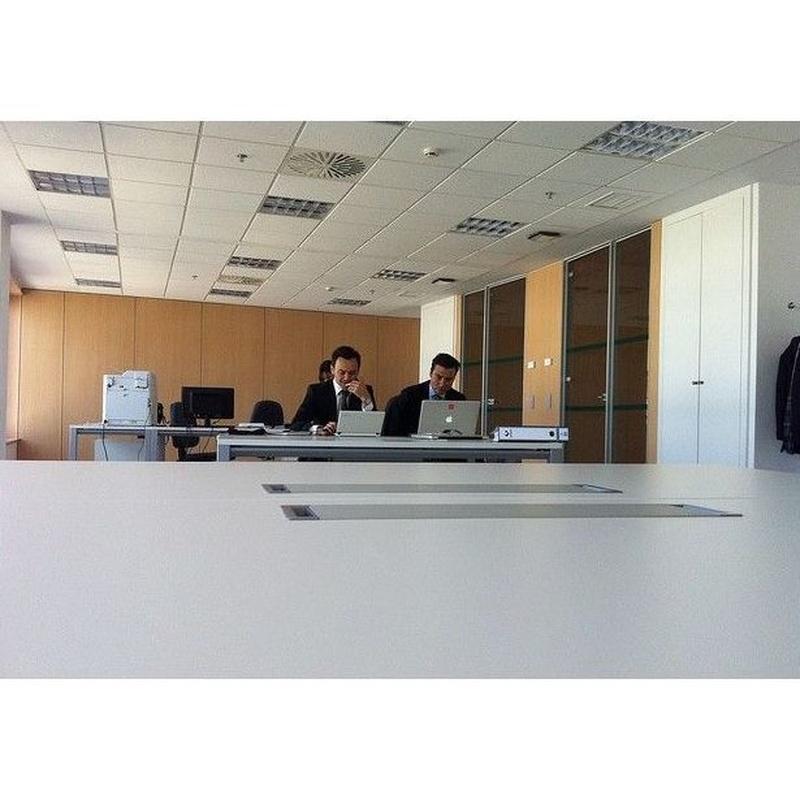 Techos: Servicios de Tecfustal, S.C.P.