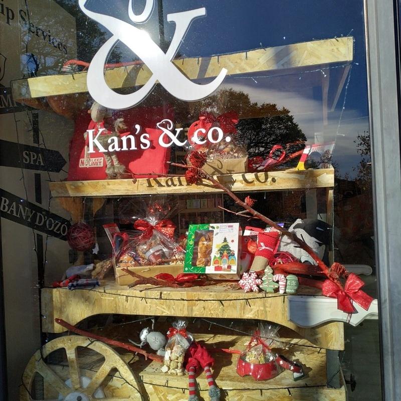 Tienda: Servicios Veterinarios de Kan's&co Clínica Veterinària
