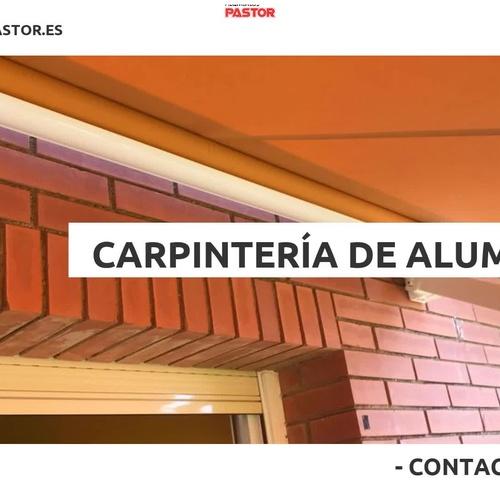 Carpintería metálica en Badalona | Aluminio Pastor