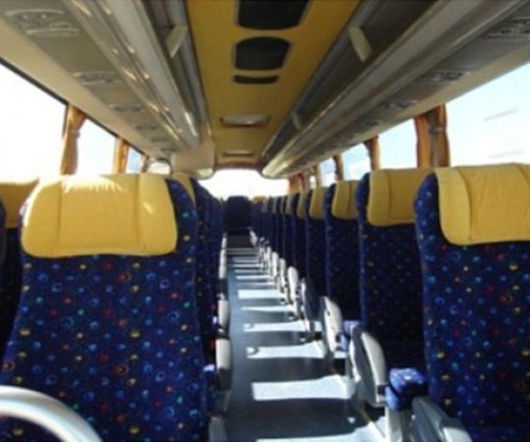 Buses para viajes de prensa