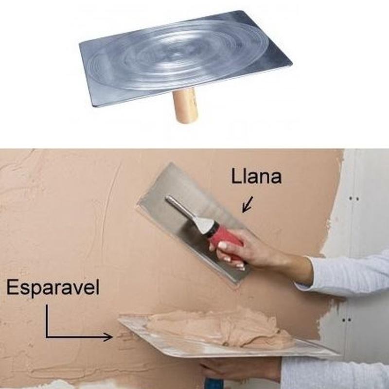 ESPARAVEL Y LLANA.