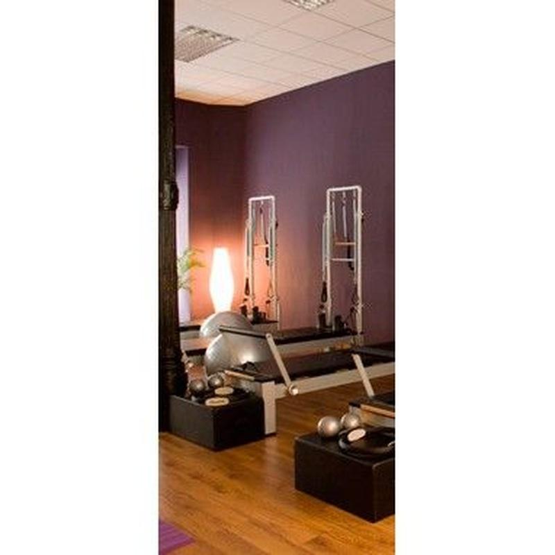 Pilates máquina: Actividades y Servicios de Alma Pilates