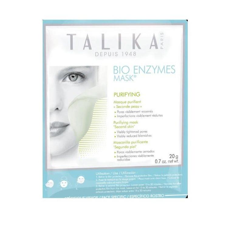 Talika Purifying Mask: Servicios de Farmacia Casariego