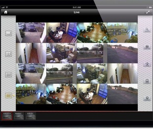 Grabadores de 4, 8, 16, 24 y hasta 32 cámaras