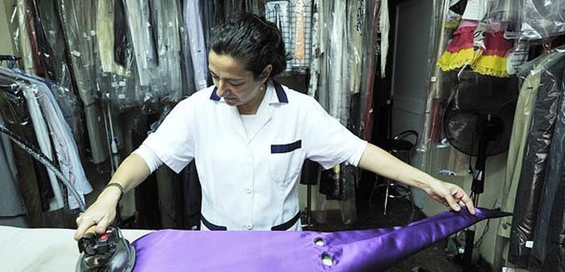 Tintorería lavandería en Sevilla con los mejores profesionales