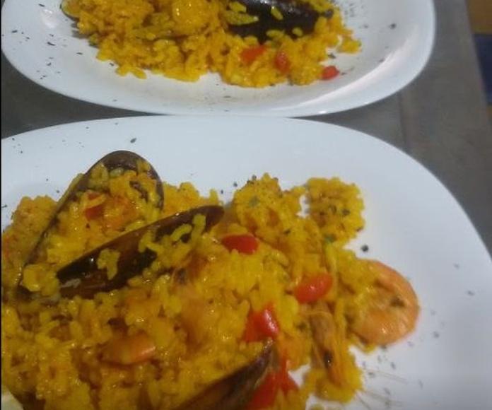 Nuestros platos: Productos y Servicios de Restaurante 3B