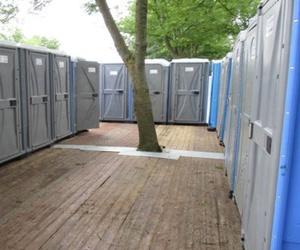 Alquiler de baños portátiles en Vizcaya