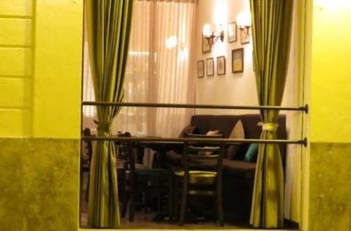 Mejor restaurante valencia-Salón visto desde el exterior